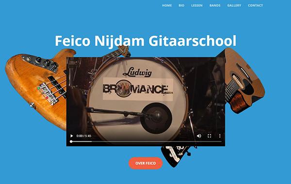 DirtSyndicate Webdesign Groningen maakt website's voor u!