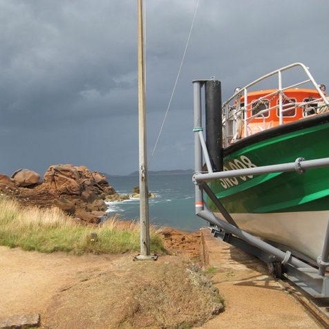 Reddingsboot 2